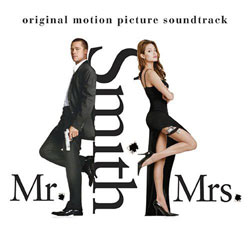 The Mr. and Mrs. Smith Official Soundtrack